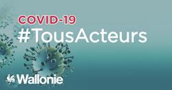COVID-19 - Mesures complémentaires pour la Wallonie
