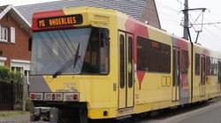 Retour du tram à Anderlues