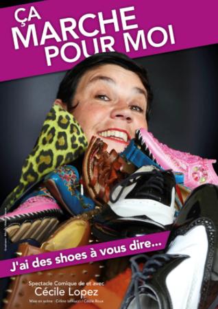 """Cabaret-théâtre: """"Ca marche pour moi"""""""