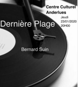 """Théatre: """"Dernière plage"""" par Bernard Suin"""