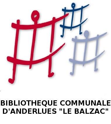logo bibliothèque Anderlues